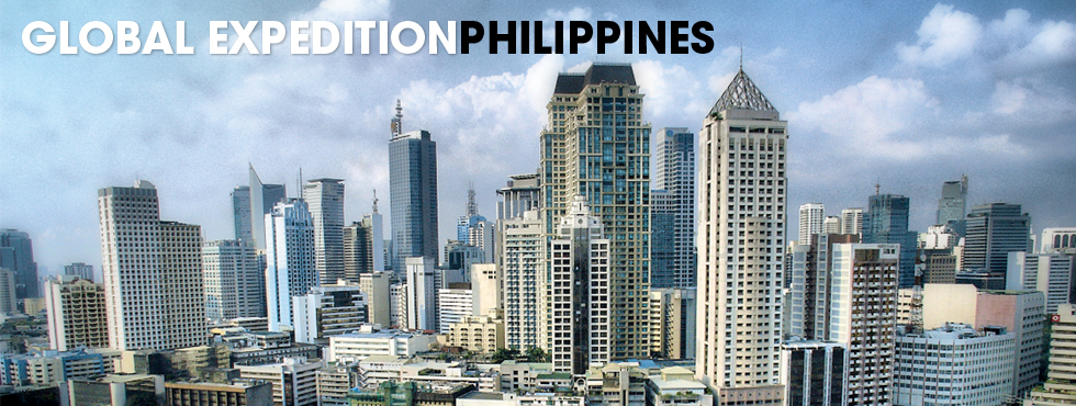 Global Expedition: Phillippines